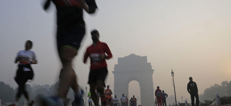 India Delhi Run